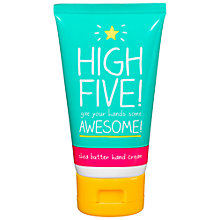 Buy Happy Jackson 'High Five' Hand Cream, 75ml Online at johnlewis.com