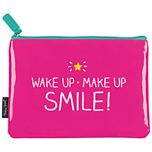Buy Happy Jackson Wake Up Cosmetic Bag Online at johnlewis.com