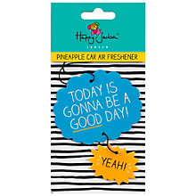 Buy Happy Jackson 'Good Day' Air Freshner Online at johnlewis.com
