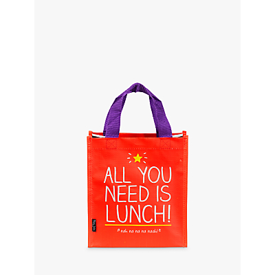 Happy Jackson All You Need Lunch Bag