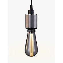 Buy Buster + Punch E27 Pendant Ceiling Light, Steel Online at johnlewis.com