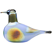 Buy IIttala Sky Curlew Paperweight Online at johnlewis.com