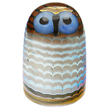 Buy IIttala Owlet Paperweight Online at johnlewis.com
