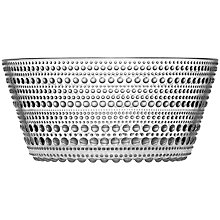 Buy Iittala Kastehelmi Glass Bowl, Clear Online at johnlewis.com