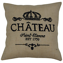 Buy Anette Eriksson Chateau Pillow Cover Half Cross Stitch Kit Online at johnlewis.com