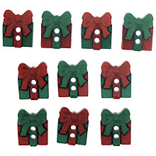 Buy Jesse James Sew Cute Presents, Red/Green Online at johnlewis.com