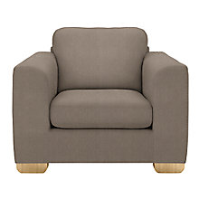 Buy John Lewis Felix Armchair, Bala Charcoal Online at johnlewis.com