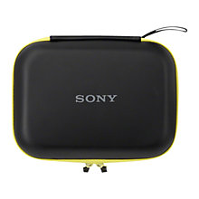 Buy Sony LCM-AKA1 Water-Resistant Semi Hard Carrying Case for Action Cam Online at johnlewis.com