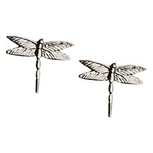 Buy Orelia Dragonfly Stud Earrings Online at johnlewis.com