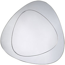 Buy John Lewis Devolution Wall Mirror, 94 x 92cm Online at johnlewis.com