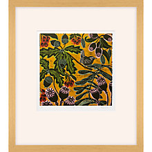 Buy Kate Heiss - Holkham Walk Linocut Framed Print, 54 x 61cm Online at johnlewis.com