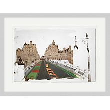 Buy Kelly Stewart - The Bridges Framed Print, 71.5 x 53.5cm Online at johnlewis.com