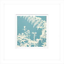 Buy Gillian McCadden - Bracken Fronds I, 48 x 48cm Online at johnlewis.com