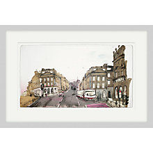 Buy Kelly Stewart - Waterloo Place Framed Print, 71.5 x 46.5cm Online at johnlewis.com