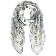 Buy Mint Velvet Avril Print Scarf, Multi Online at johnlewis.com