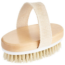 Buy Le Spa Bleu Body Brush Online at johnlewis.com