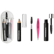 Buy Tweezerman Mini Brow Rescue Kit Online at johnlewis.com