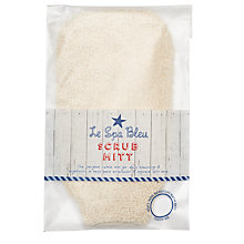 Buy Le Spa Bleu Scrub Mitt Online at johnlewis.com