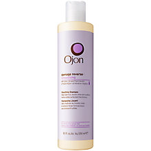 Buy Ojon® Damage Reverse Smoothing Shampoo, 250ml Online at johnlewis.com