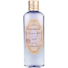 Buy Heathcote & Ivory Beau Jardin Shower Gel, 250ml Online at johnlewis.com
