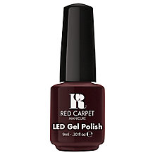 Buy Red Carpet Manicure LED Gel Nail Polish Oranges & Browns Collection, 9ml Online at johnlewis.com