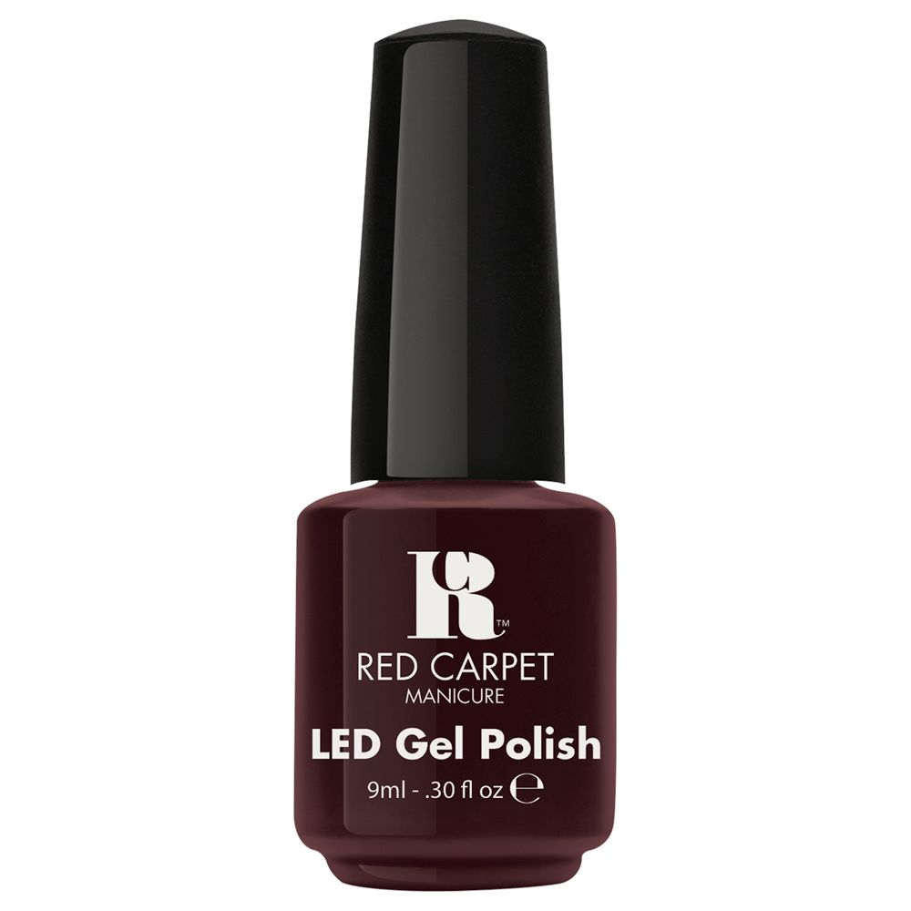 Red Carpet Manicure Red Carpet Manicure LED Gel Nail Polish Oranges & Browns Collection, 9ml