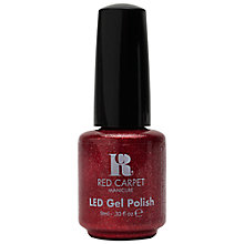 Buy Red Carpet Manicure LED Gel Nail Polish - Glitter & Metallics, 9ml Online at johnlewis.com