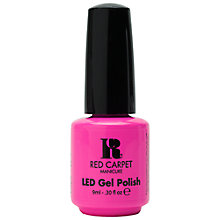 Buy Red Carpet Manicure LED Gel Nail Polish Pinks & Nudes Collection, 9ml Online at johnlewis.com