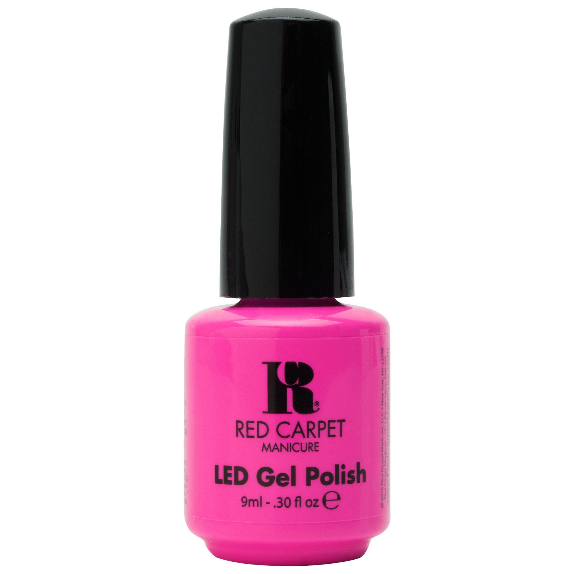 Red Carpet Manicure Red Carpet Manicure LED Gel Nail Polish - Pinks & Nudes, 9ml