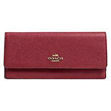 Buy Coach Soft Wallet Online at johnlewis.com