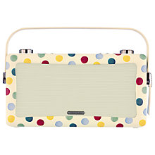 Buy View Quest Hepburn DAB/FM Bluetooth Digital Radio, Emma Bridgewater Design Online at johnlewis.com