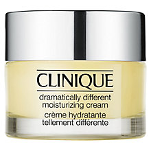 Buy Clinique Dramatically Different Moisturising Cream, 50ml Online at johnlewis.com