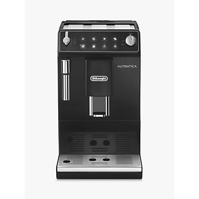 De'Longhi ETAM 29.510.B Autentica Bean to Cup Coffee Machine, Black