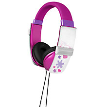 Buy Doodle Erasable Drawing On-Ear Headphones with Four Markers & Built-In Storage Online at johnlewis.com