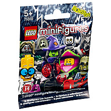 Buy LEGO Minifigures Series 14, Assorted Online at johnlewis.com
