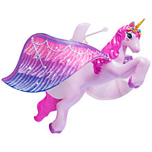 Buy Flutterbye Flying Unicorn Online at johnlewis.com