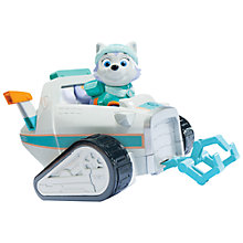 Buy Paw Patrol Everest's Rescue Snowmobile Online at johnlewis.com