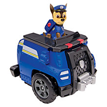 Buy Paw Patrol On-A-Roll Chase Online at johnlewis.com