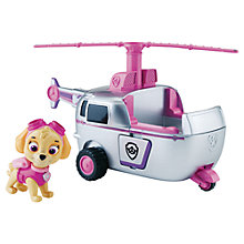Buy Paw Patrol Skye's High Flyin' Copter Online at johnlewis.com