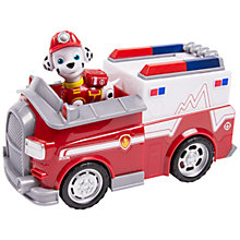 Buy Paw Patrol Rescue Marshall Online at johnlewis.com