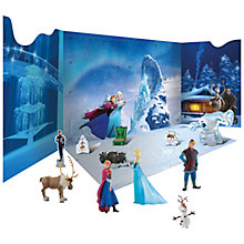 Buy John Lewis Exclusive Disney Frozen Christmas Advent Calendar Online at johnlewis.com