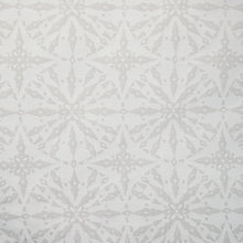 Buy John Lewis Snowflake Tablecloth, L140 x W180cm Online at johnlewis.com