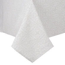 Buy John Lewis Snowflake Tablecloth Online at johnlewis.com