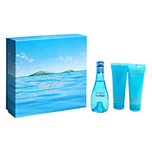 Buy Davidoff Cool Water Woman Eau de Toilette Gift Set Online at johnlewis.com