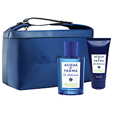 Buy Acqua di Parma Blu Mediterraneo Bergamotto di Calabria Set Online at johnlewis.com