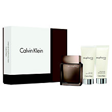 Buy Calvin Klein Euphoria Men Eau de Toilette Set Online at johnlewis.com
