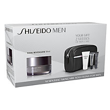 Buy Shiseido Men's Total Revitaliser Set Online at johnlewis.com