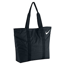 Buy Nike Azeda Tote Bag, Black Online at johnlewis.com