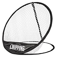 Buy Longridge Golf Pop Up Chip Net, Black Online at johnlewis.com