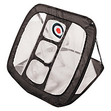 Buy Longridge Quad Golf Skills Net, Black Online at johnlewis.com